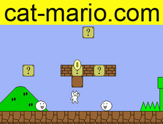 japanese mario kitten game online free
